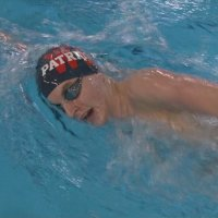 Wheeling Park Swimmer Mueller Overcoming Odds