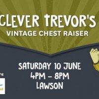 Clever Trevor's Vintage Chest Raiser