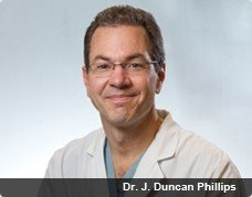 Dr. J. Duncan Phillips, MD, FACS, FAAP